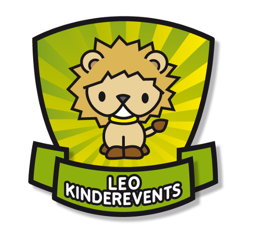 Leo Kinderevents Logo