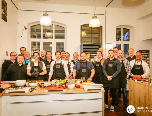#WELOVE-PARTNEREVENT BEI SANTOS GRILLS APRIL 2019