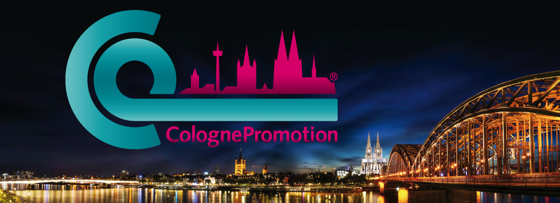 Cologne Promotion Keyvisual