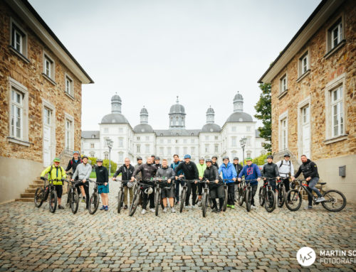 #WELOVE PARTNEREVENT E-BIKE-TOUR MIT ZWEIRAD-CENTER PRUMBAUM